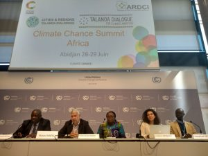 Press conference : Climate Chance Africa at the Bonn Intersessionals