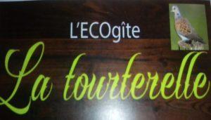 L'entreprise verte L'ECOgite « La Tourterelle »