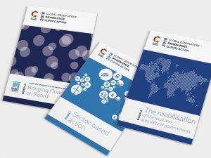 Side-event 12/12, 14h00 : Evaluation et suivi des actions climatiques non étatiques : présentation du 1er rapport de l'Observatoire mondial de l'action climatique non-étatique
