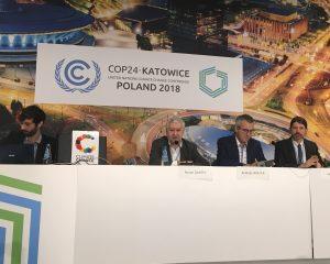 08/12, 12h00 : Conférence de presse de présentation du rapport de l'Observatoire mondial de l'action climatique non-étatique