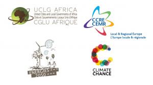 12/12, 15h00 : Structurer et renforcer l'action climat des Villes et des Territoires africains : Task Force CGLU-A
