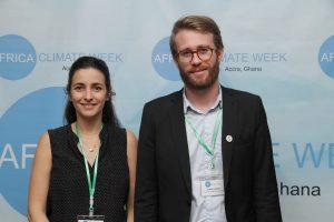 Climate Chance présent à la Africa Climate Week
