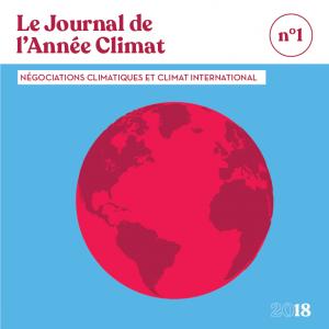 Climate Chance contribue au journal de l'année Climat de Place to B