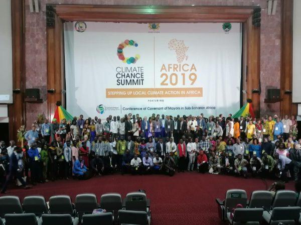 La déclaration d'Accra a été adoptée