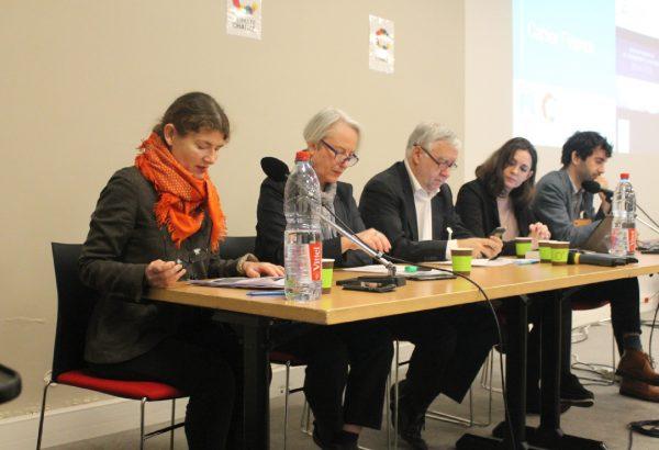 Conférence de presse présentation du Bilan 2019 de l'Observatoire sur l'action climat non-étatique