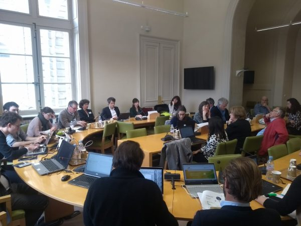11.12.19 Climate Chance's Steering Orientation Committee at COP25