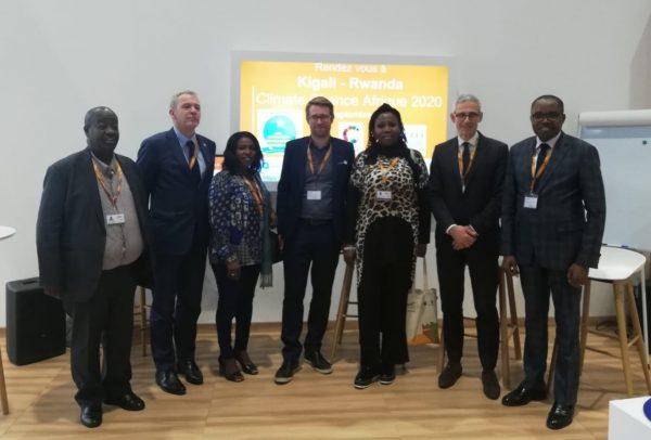 Le prochain Sommet Climate Chance Afrique aura lieu à Kigali, du 14 au 16 septembre 2020