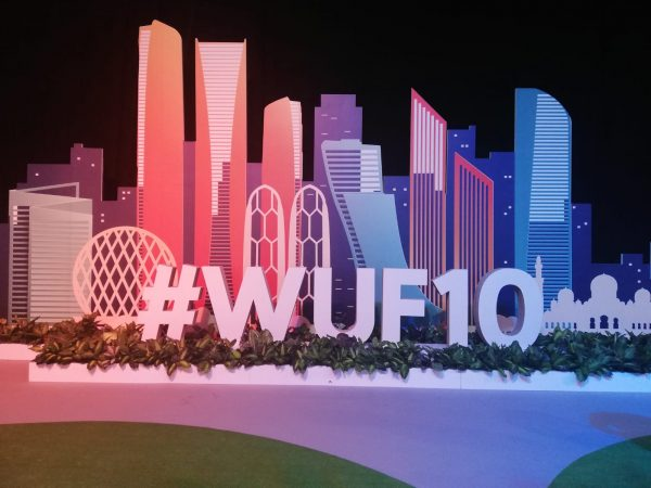 A look back on the 10th Edition of the World Urbain Forum in Abu Dhabi