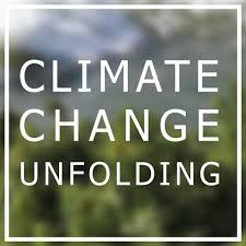 Climate Change Unfolding