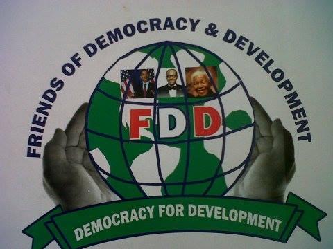 Les Amis de la Démocratie et du Développement  (Friends of Democracy and Development)