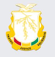 Ministère Guinéen de l'Environnement des Eaux et Forêts / Guinean Ministry of the Environment, Water and Forests