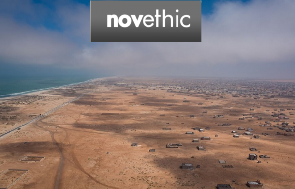 Around the world #Adaptation: Nouakchott, the capital of Mauritania, trapped between ocean and desert