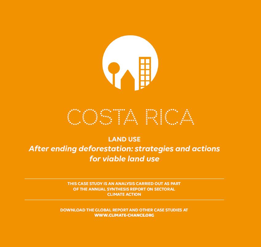 Costa Rica - land use case study