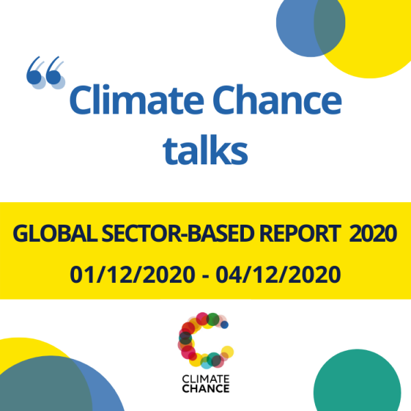 Global Sector-based Synthesis Report of non-state climate action #ClimateChanceTalks