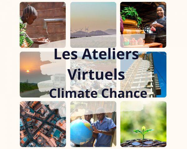 Climate Chance mobilise ses coalitions africaines : reprise des Ateliers Virtuels dès le 4/02 !
