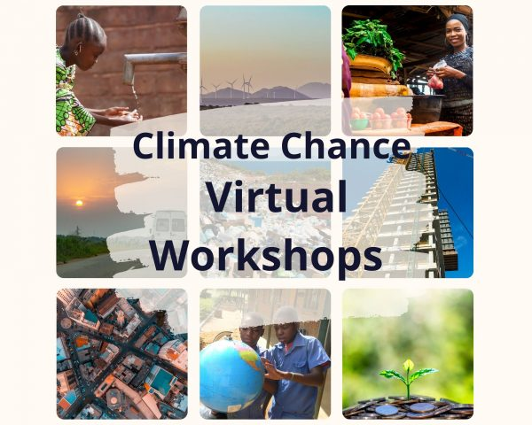 Climate Chance reboots its work with its African coalitions: 10 Virtual Workshops to come from February 4th!