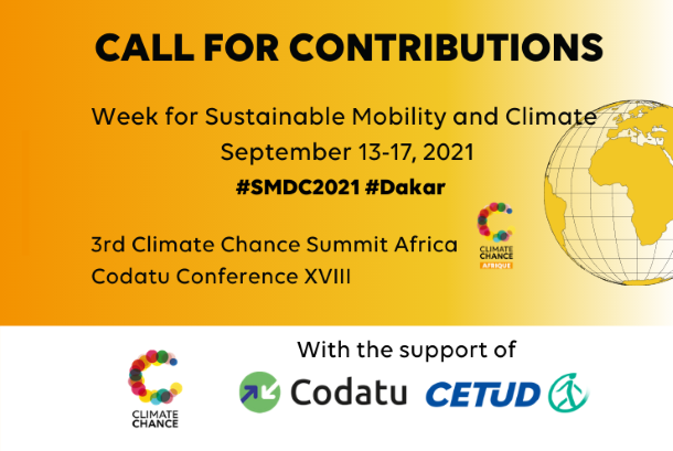 Calls for projects and best practices in climate action SMDC