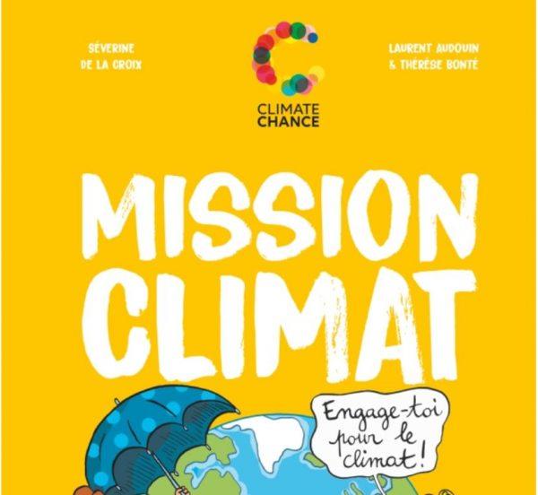 Mission Climat avec Glénat Jeunesse !
