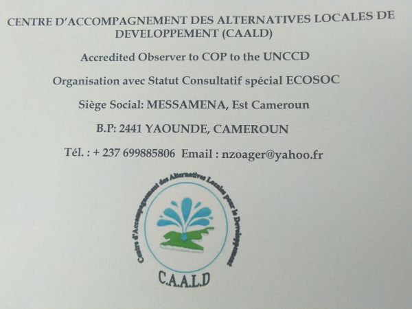 Centre d'Accompagnement des Alternatives Locales de Developpement