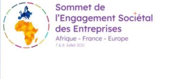 Climate Chance au Sommet de l'Engagement Sociétal des Entreprises Afrique France Europe