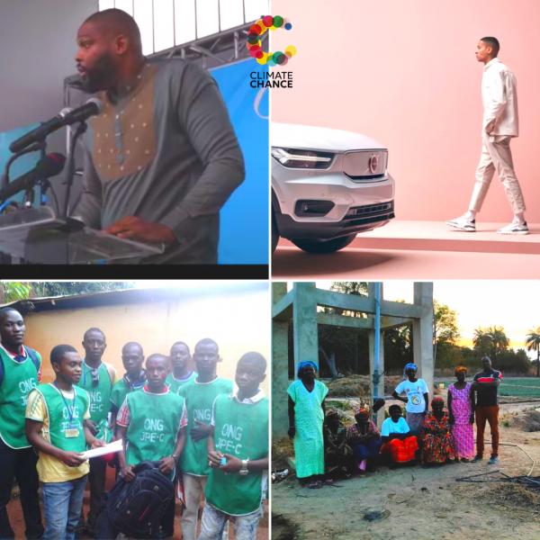 Bonnes pratiques de l'action climat 2021 : Pitch Corner Virtuel du 3eme Sommet Climate Chance Afrique !