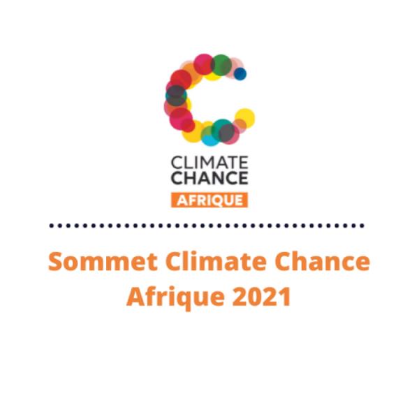 Inscriptions ouvertes pour le Sommet Climate Chance – Afrique 🌍 2021